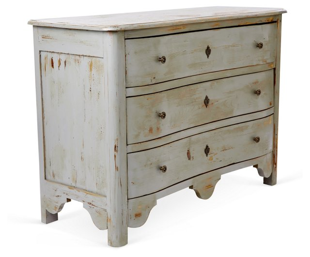 DNU,DiscHolden Chest of Drawers