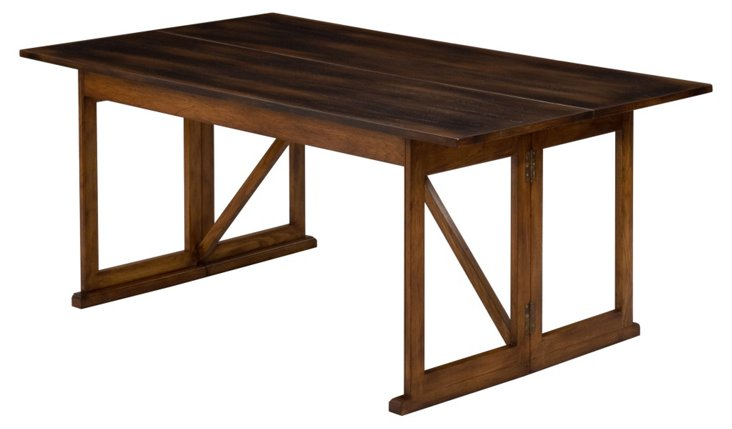 Bethune Architect's Table, Tobacco