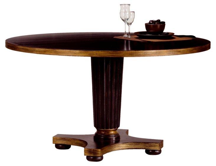 """Mason 54"""" Round Pedestal Table"""