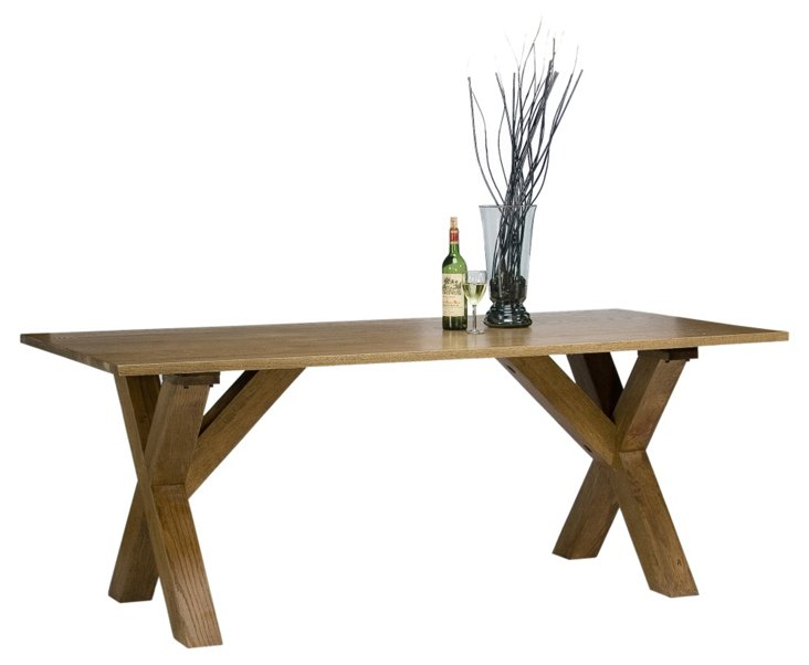 """Sherbourne 79"""" Dining Table"""