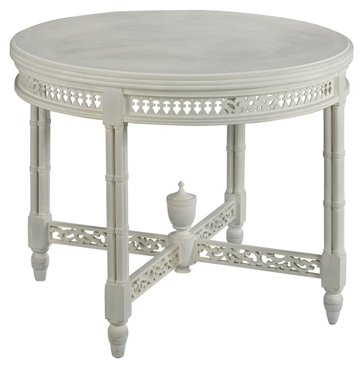 Venetian Center Table
