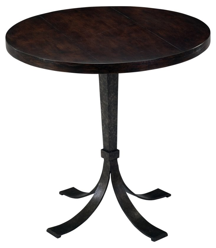 Ellie Side Table, Wenge