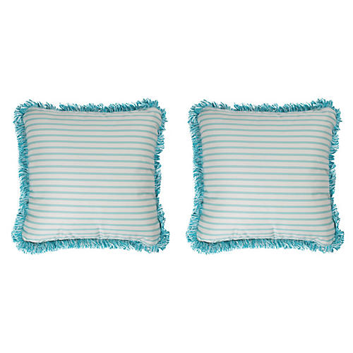 Sunbrella Outdoor Pillows. Sea Gate Sunbrella Outdoor Pillows. Nice Sunbrella Pillows For Modern ...