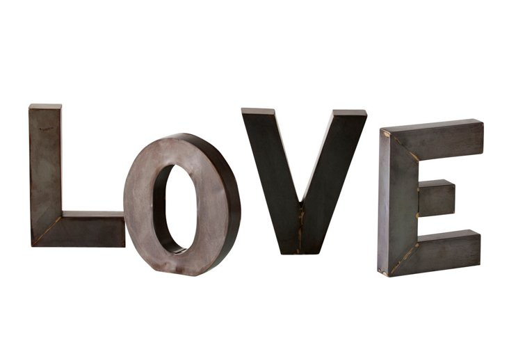 Love Display Letters