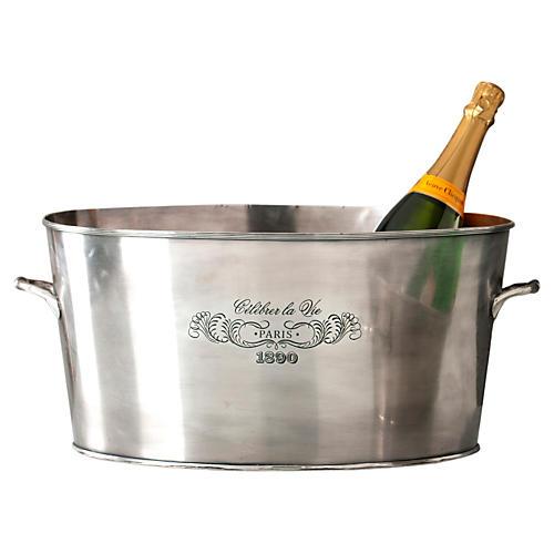 """""""Célébrer La Vie"""" Party Tub"""