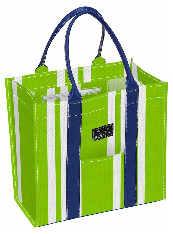 Everyday Tote, Lime