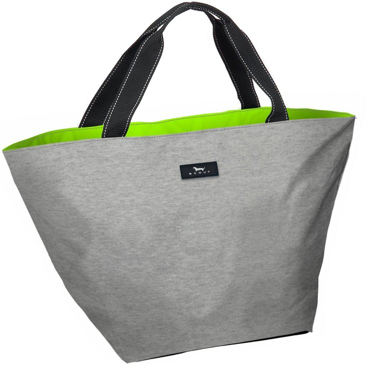 Gameday Tote, Gray