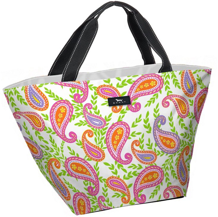 Gameday Tote, Paisley