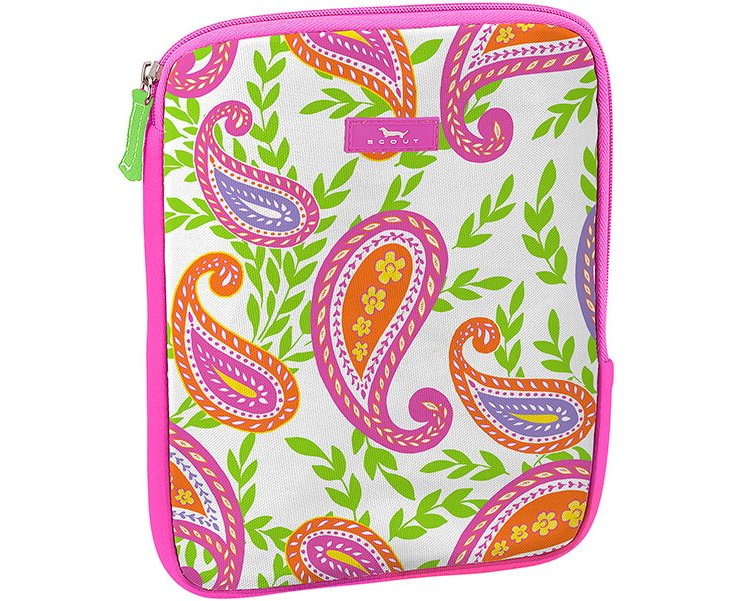 Tablet Case, Paisley