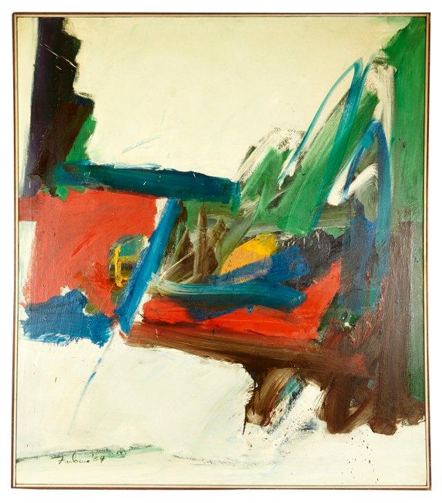 Farlowe Expressionist I