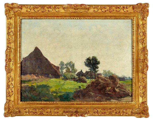 H. Depi, Belgian Farm