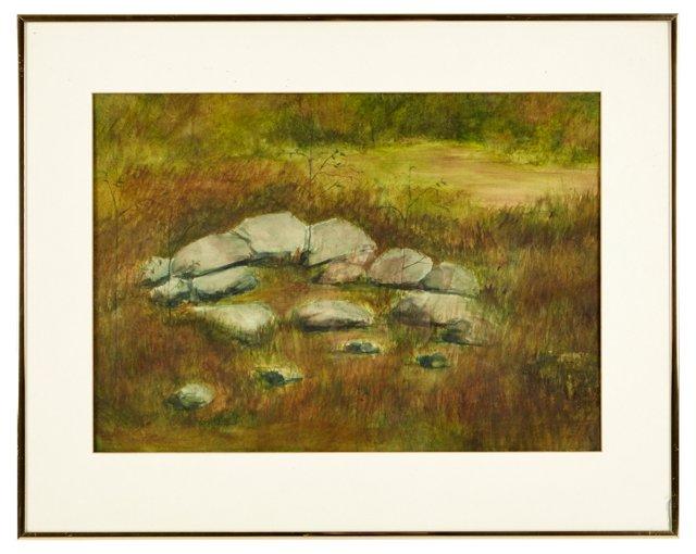 W. Forain, Boulders