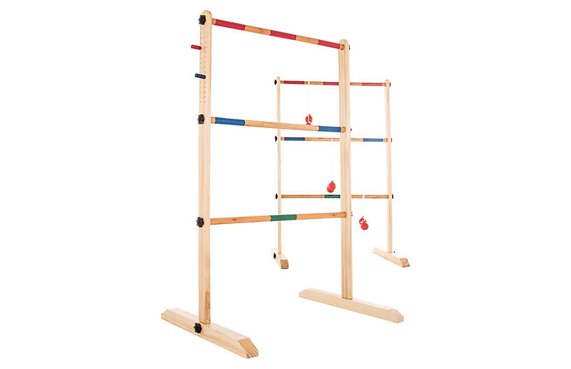 Wooden Ladder Golf Game by One Kings Lane