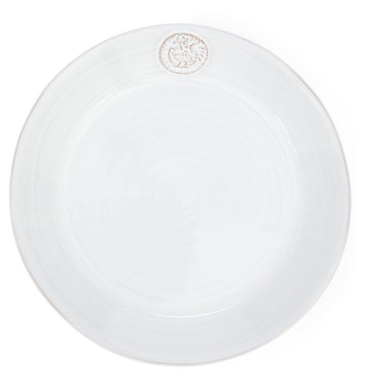 S/4 Terracotta Rooster Dinner Plates