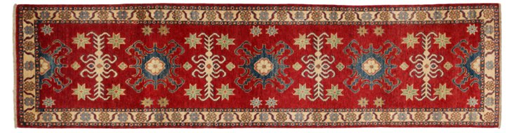 """2'7""""x9'1"""" Coco Runner, Red"""