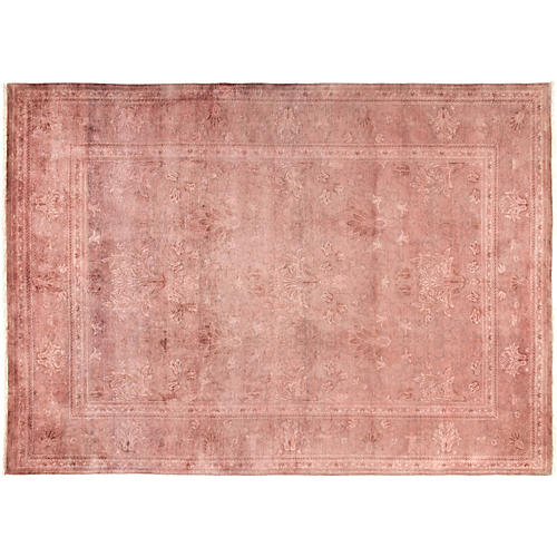 "6'2""x8'5"" Vibrance Rug, Pink/Ivory"