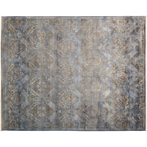 "8'x10'1"" Vibrance Rug, Gray/Brown"