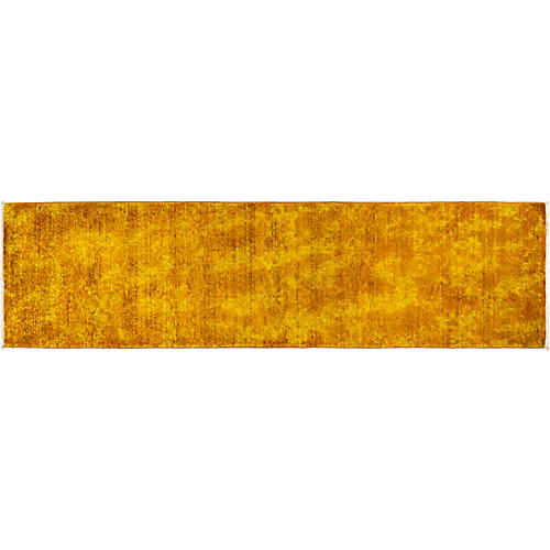 "2'8""x9'10"" Vibrance Runner, Yellow/Multi"