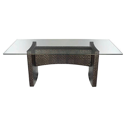 Vivienne Dining Table, Pepper