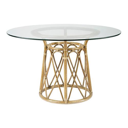 Ella Dining Table, Nutmeg