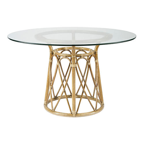 Ella Dining Table, Nutmeg