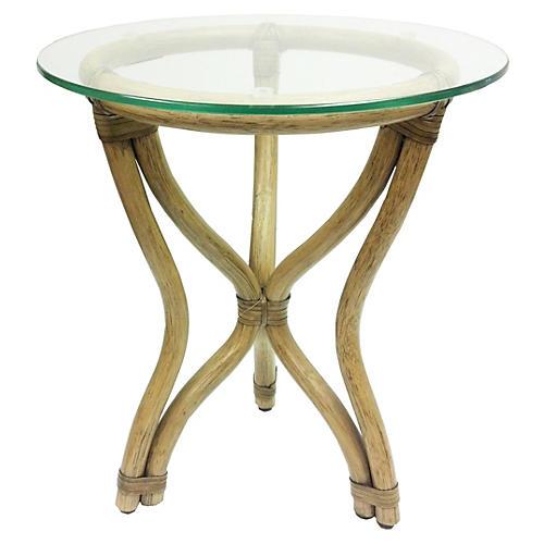 Daisy Side Table, Nutmeg