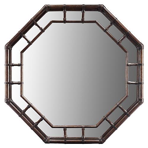 Ciaran Wall Mirror, Clove