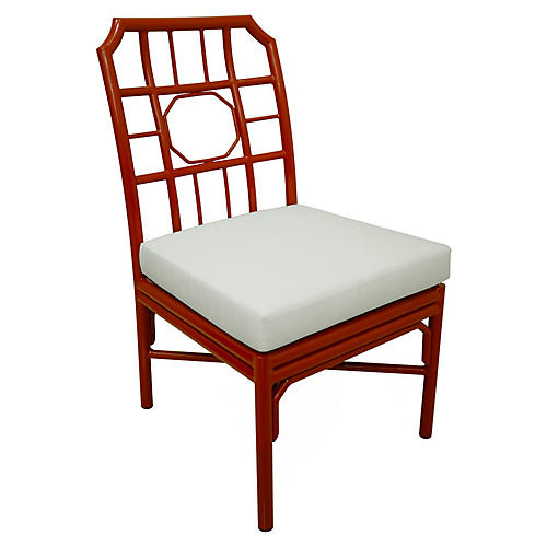 Regeant Chair, Red