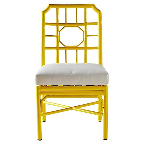 Regeant Chair, Yellow