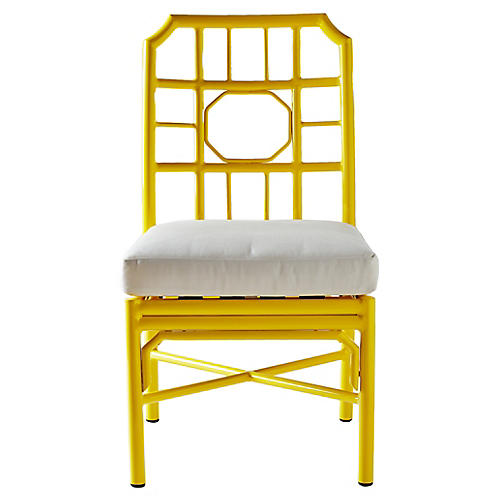 Regeant Chair, Yellow