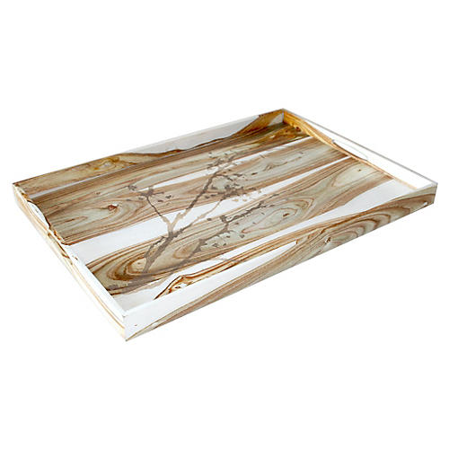 "28"" Branch Drinks Tray"