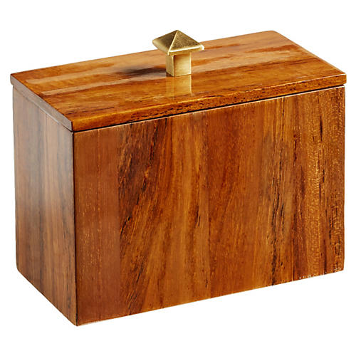 "6"" Captain's Apothecary Box"