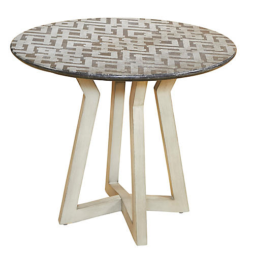 Sydney Side Table, Gray