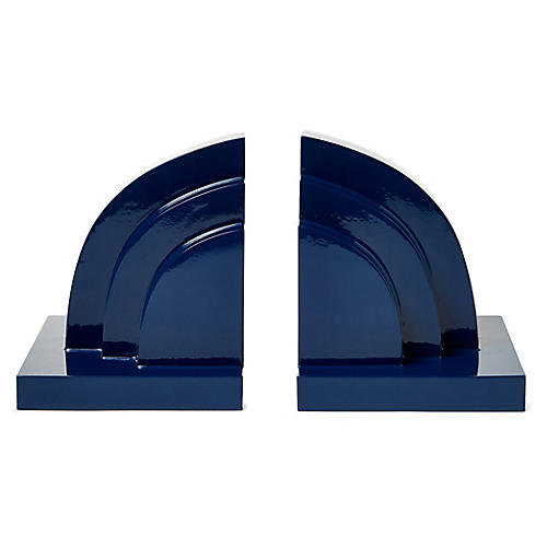 S/2 Henri Bookends, Navy