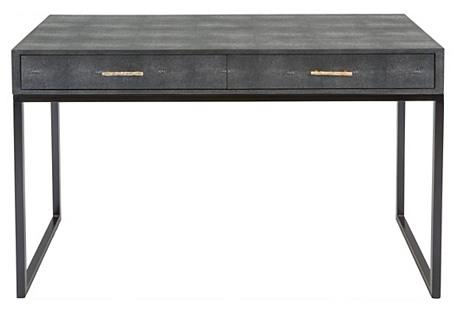 Renee Shagreen Writing Desk  $1,499.00