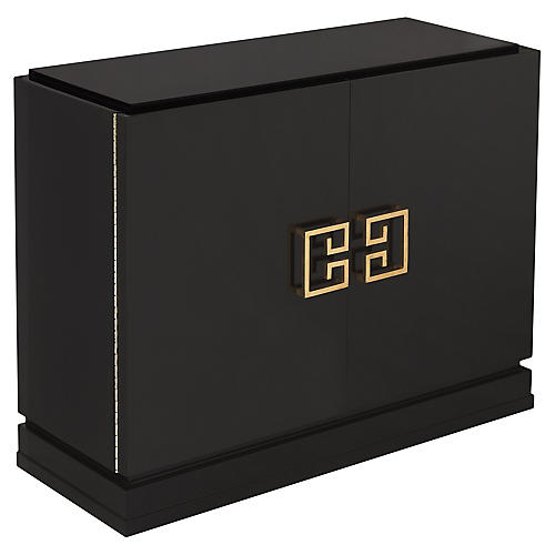 Turley Cabinet, Black