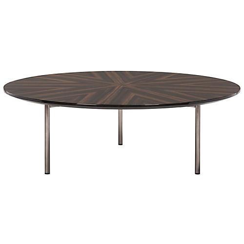 Ninibel Large Coffee Table, Espresso