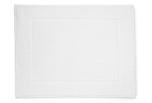 Tub Mat, White