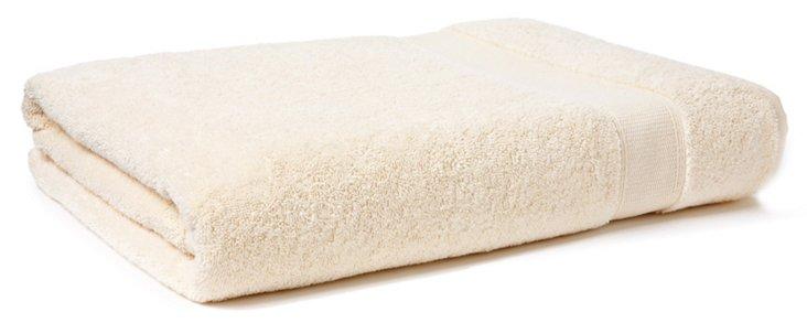 Candido Bath Sheet, Ivory