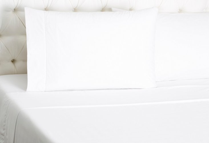 Leonardo Sheet Set, White
