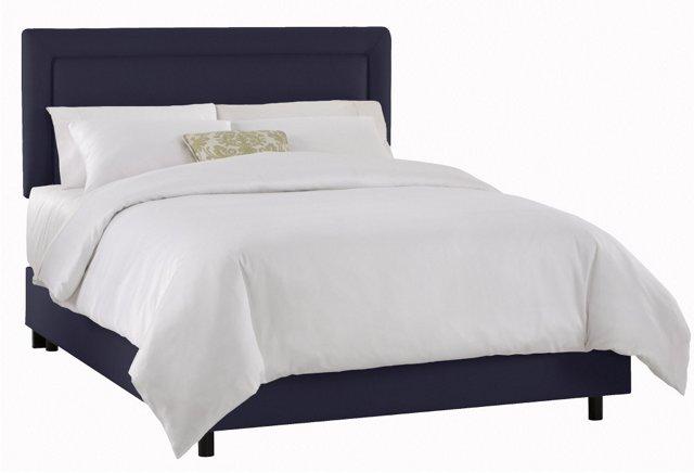 Collins Bed, Navy