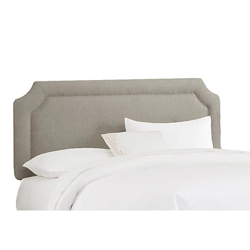 Morgan Headboard, Gray