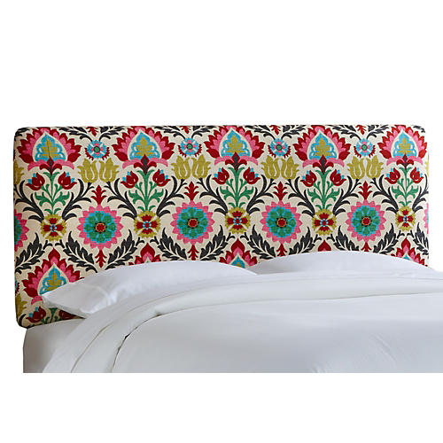 Novak Headboard, Pink