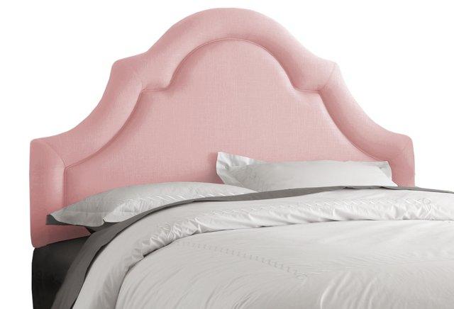 Marin Headboard, Pink