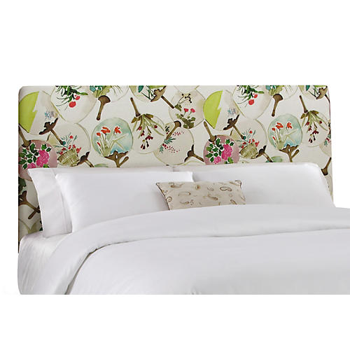 Novak Headboard, Cream