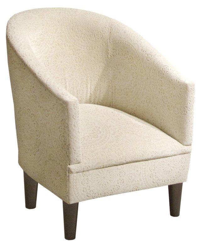 Ashlee Tub Chair, Natural