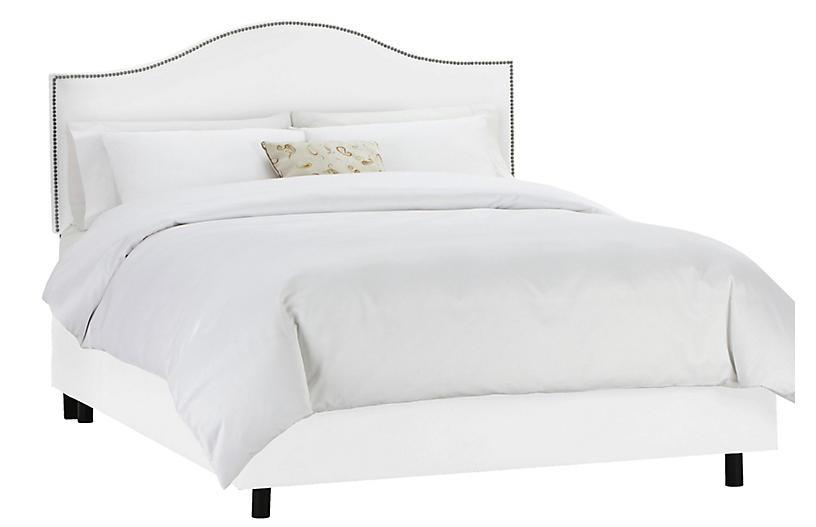 Tallman Bed White Outdoor One Kings Lane
