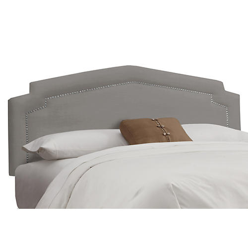 Grace Headboard, Gray