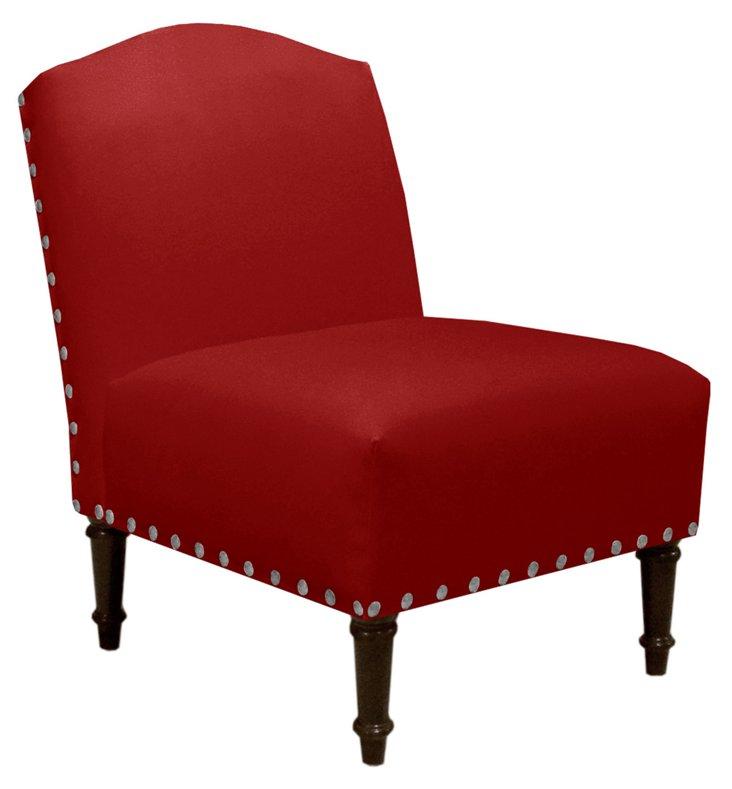 Clark Chair, Crimson