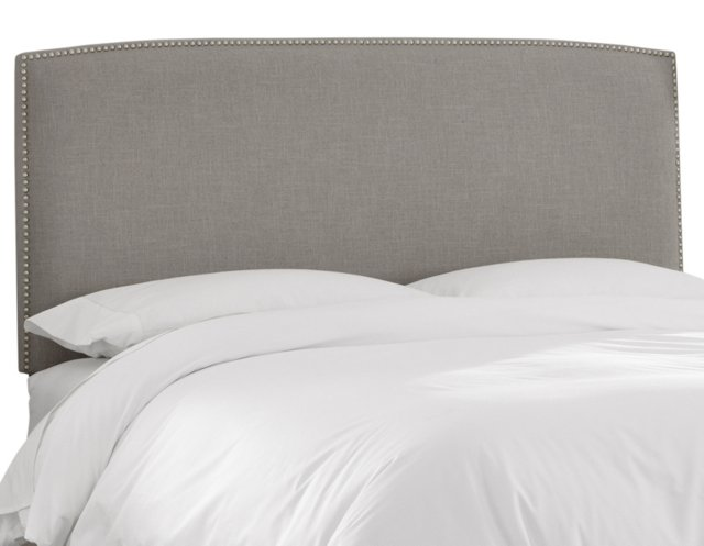 Everly Headboard, Gray
